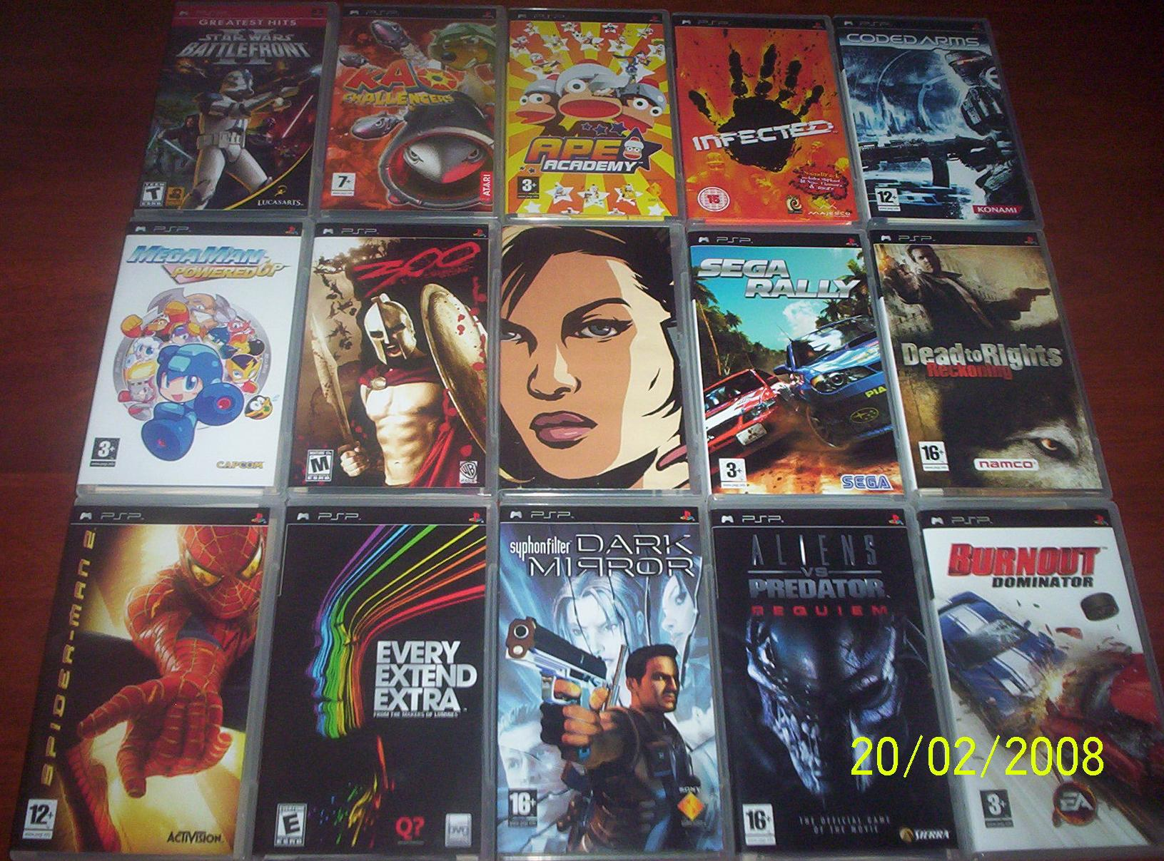 Download games playstation portable